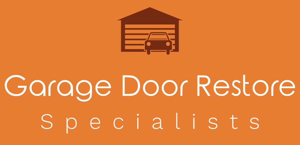 garage door restore logo